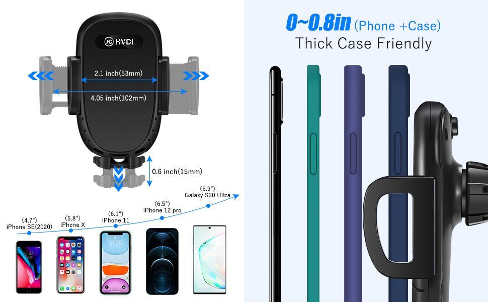 phone holder mount