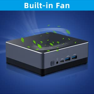 Built-in Fan