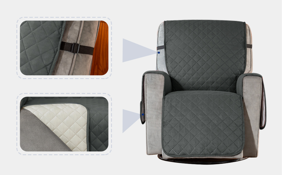 Small Recliner Slipcovers