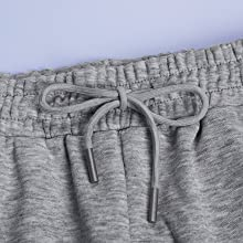 Elastic waistband drawstring