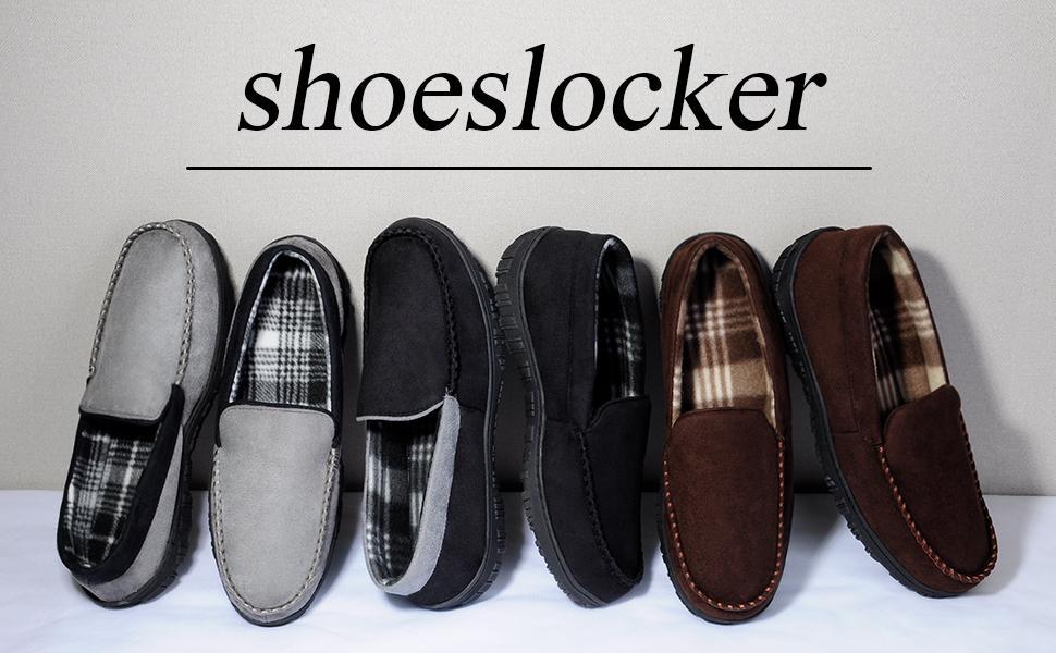 shoeslocker mens slippers