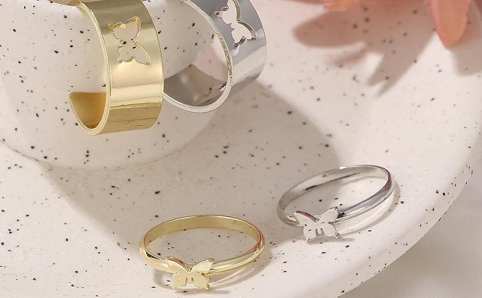 rings for teen girls