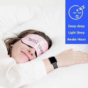 Always monitor your sleep IP68
