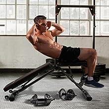 Workout Demostrations