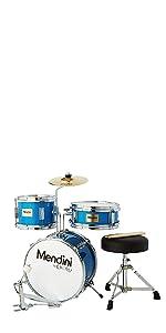 Junior Drum Set, Beginner Drum Set, Kids Drum Set
