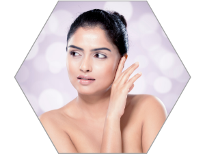 Zinc Selenium remove blemishes makes skin eventone biotin improves skin health soft supple glowing