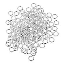 Jump Rings for Necklace Bracelet Jewelry Making