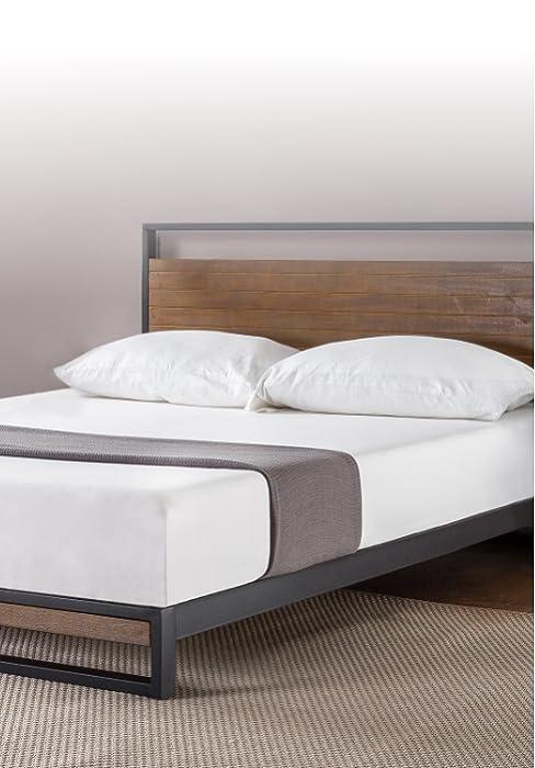 """Suzanne 37"""" Platform Bed Frame"""