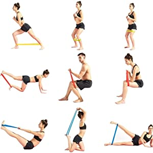 resistance bands for fitness