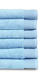 TowelSelections Organic Collection Luxury Towels Organic Turkish Cotton