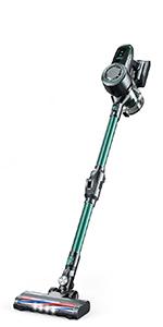 Laresar Cordless Vacuum Cleaner 25KPA Powerful Suction