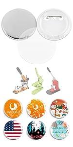 button supplies for button maker