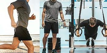 Men's Running Athletic Shorts