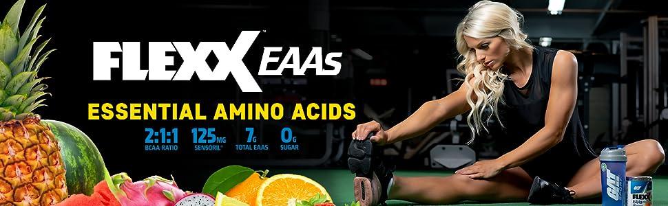 Flexx EAAS Essential Amino Acids
