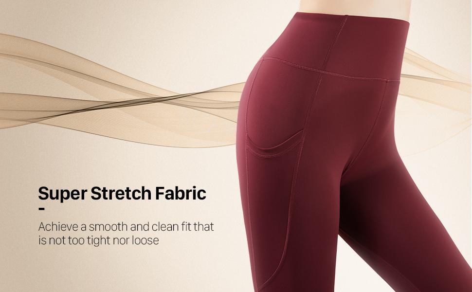 Workout Leggings-Super Stretch Fabric-1