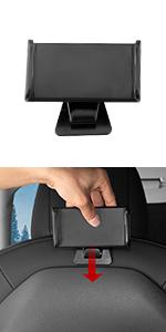 Tesla Model Y Model 3 Tablet Mount 360° Rotation Holder