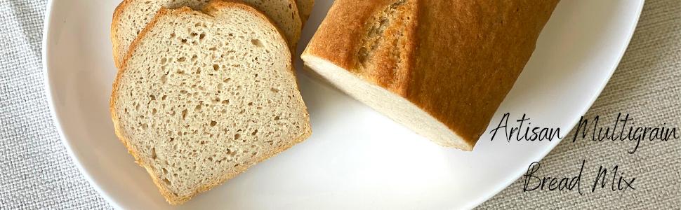 Artisan Multigrain Bread Mix