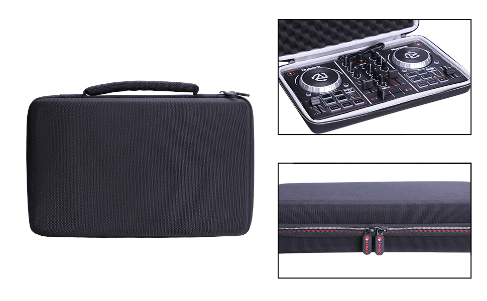 Hard EVA Material, No easy to deformed amp;amp; Shockproof amp;amp; Dust-proof amp;amp; Waterproof.