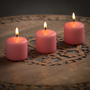 unscented candles for your home