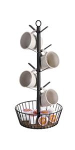 mug tree basket