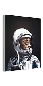 Major Tom Space Monkey