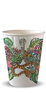 12oz / 350ml double wall cup