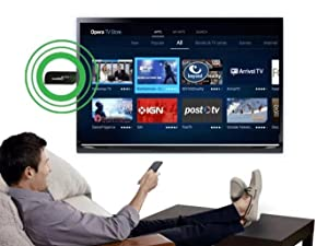 web and IP TV