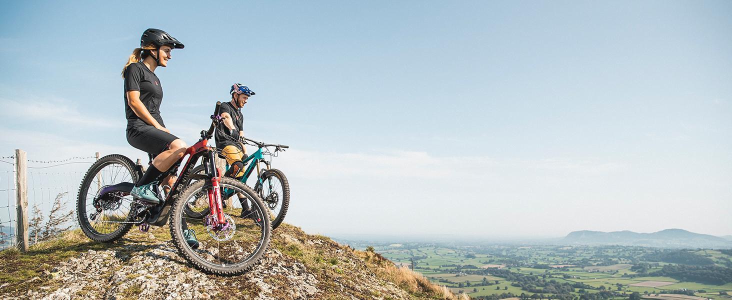 Five Ten mountain biking
