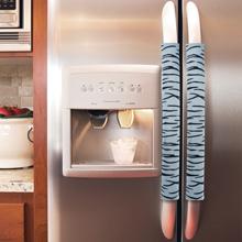 refrigerator handle covers decorative