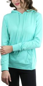 lightweight kangaroo pocket hoodies