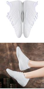 Adult amp;amp; Youth White Cheerleading Shoe