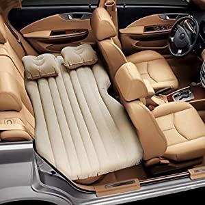 Inflatable Beds, Pillows & Accessories car home kitchen back seat belt pillow cream crem no 1 best