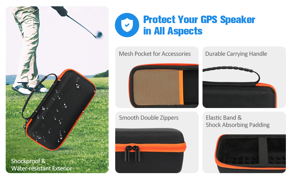 Protect your GPS Speaker