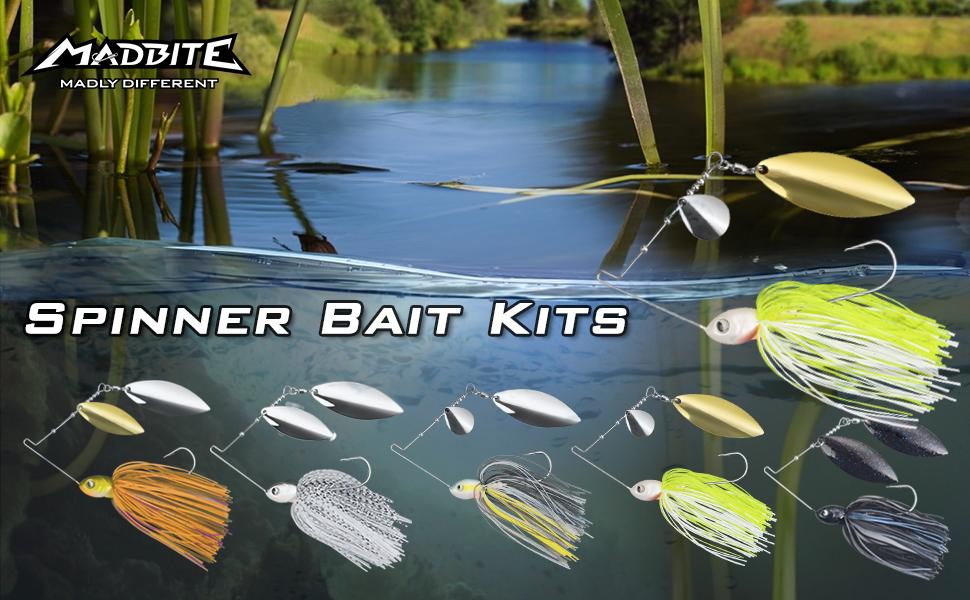 Spinner Bait Kits