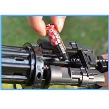 Automatic Gatling Bubble Gun Blower Maker Bubble Water Best Gift for Kids Toddlers