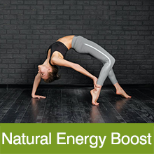 Natural Energy Boost