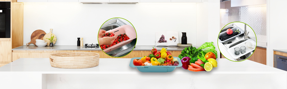 A variety of colors can be selected, adding a color to your kitchen and adding a joy to your life
