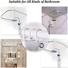 Suitable for all kinds of bathroom