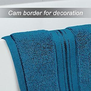 cam border for decoration