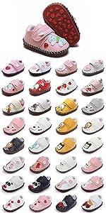 Baby Boys Girls Walking Sneakers