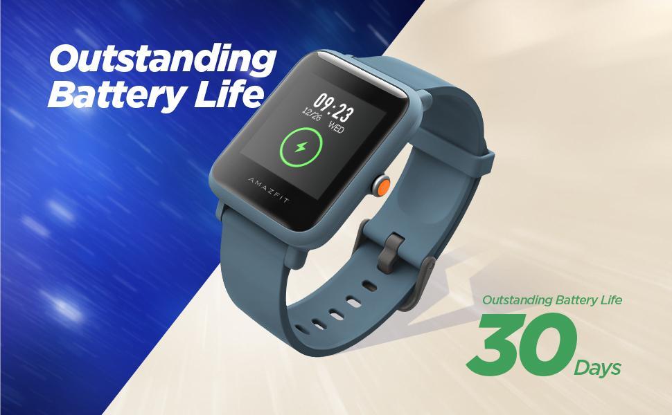 long battery life 30 days