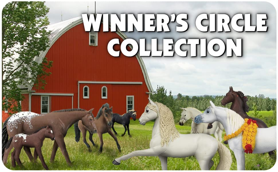 winners circle collection