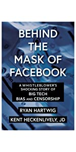 Behind the Mask of Facebook Big Tech and Censorship