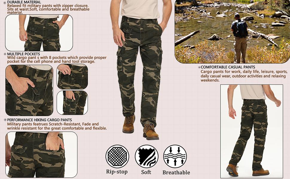 cargo pants for men