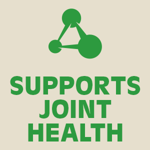 Supports Joint health