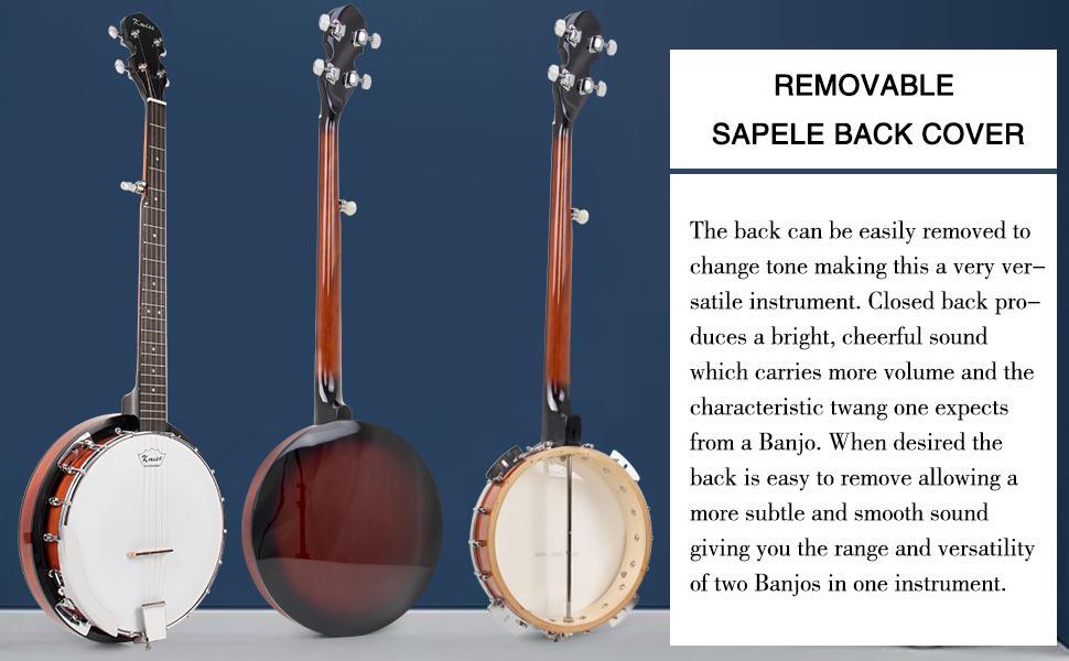 banjos back