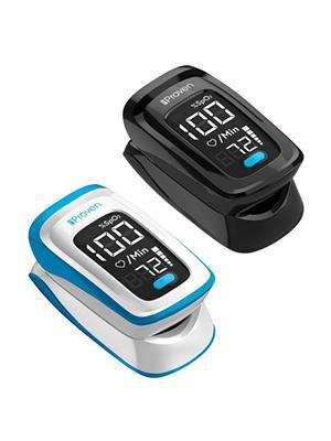 oxygen monitor fingertip