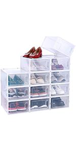 Shoe Organizer Box