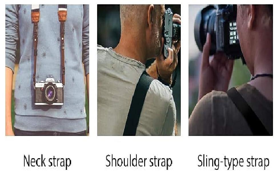 Strap Uses