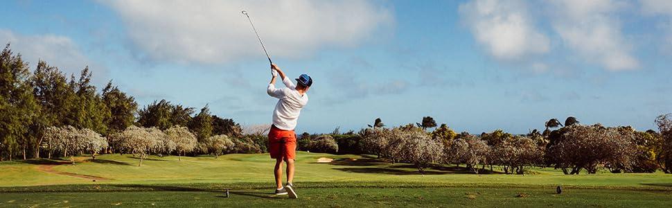 Izzo Golf Main/Header banner